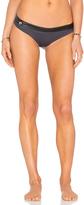 Maaji Graphite Traveler Bikini Bottom