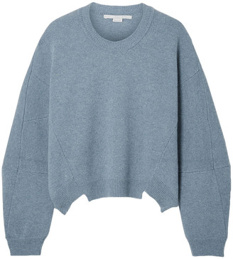 Stella McCartney Wool And Alpaca-blend Sweater