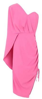 Lavish Alice 3/4 length dress