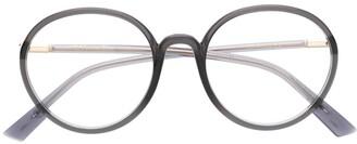 Christian Dior SoStellaire2 round-frame glasses