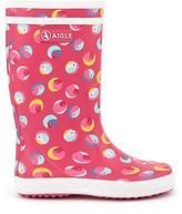 Aigle Birdy rain boots - Lolly Pop Glittery