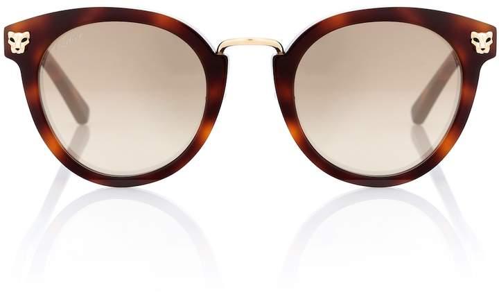 Cartier Eyewear Collection Panthere de sunglasses