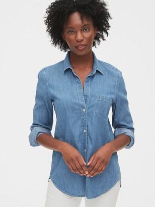 Gap Denim Perfect Shirt