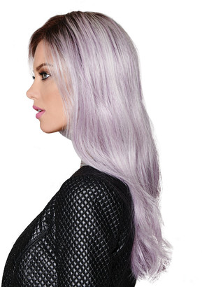 Hairdo. by Jessica Simpson & Ken Paves Lilac Frost Fantasy Wig