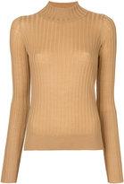 Forte Forte ribbed turtleneck sweater