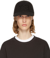 Y-3 Black Unconstructed Cap