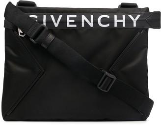 Givenchy Logo-Print Crossbody Bag