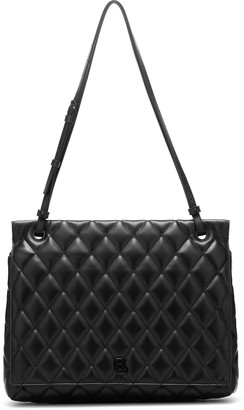 Balenciaga Touch Large quilted leather tote