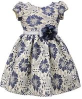Jayne Copeland Floral Lace Dress