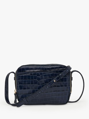 LK Bennett Mariel Leather Cross Body Bag
