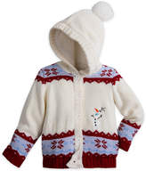 Disney Olaf Hooded Sweater for Girls - Olaf's Frozen Adventure
