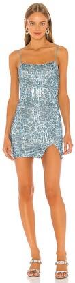 superdown Romee Slit Mini Dress