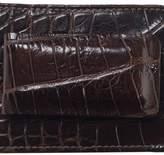 Moore & Giles Alligator Magnetic Money Clip Wallet