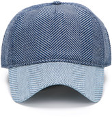 Rag & Bone striped bars cap - women - Cotton - One Size
