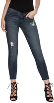 Flying Monkey Ankle Zipper Jean