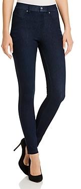 Hue Ultra-Soft High-Waisted Denim Leggings
