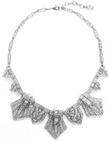 Ben-Amun Women's Ben X Crystal Deco Necklace