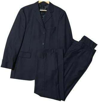Givenchy Black Viscose Suits