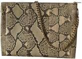 Celine Trio Python Crossbody Bag