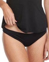 Michael Kors Classic Bikini Swim Bottom, Black