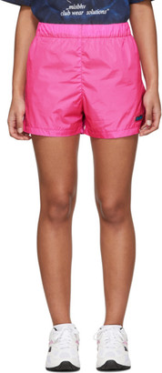 Misbhv Pink The Shorts