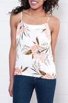 Vero Moda Floral Relaxed Singlet Top