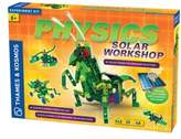 Boy's Thames & Kosmos 'Physics Solar Workshop V2.0' Experiment Kit