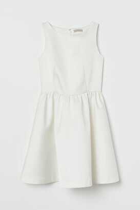 H&M Short Satin Dress