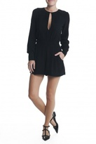 Twelfth Street by Cynthia Vincent Romper Black