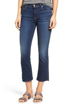 7 For All Mankind Women's B(Air) Crop Bootcut Jeans