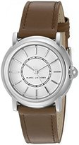 Marc Jacobs Women's Courtney Brown Leather Watch - MJ1448
