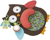 Skip Hop Hug & Hide Owl Tummy Time Mat