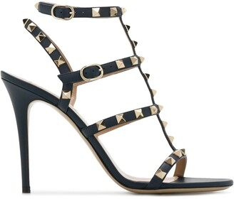 Valentino Rockstud high-heel sandals