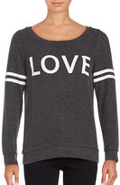 Chaser Long Sleeve Jersey Knit T-Shirt
