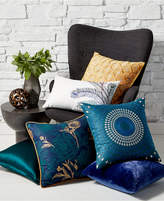 Hallmart Collectibles Jewel Tone Decorative Pillow Collection
