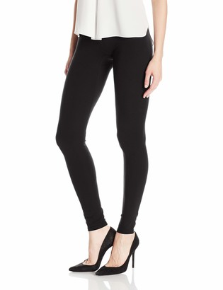 Hue Women's Made to Move Double Knit Shaping Legging