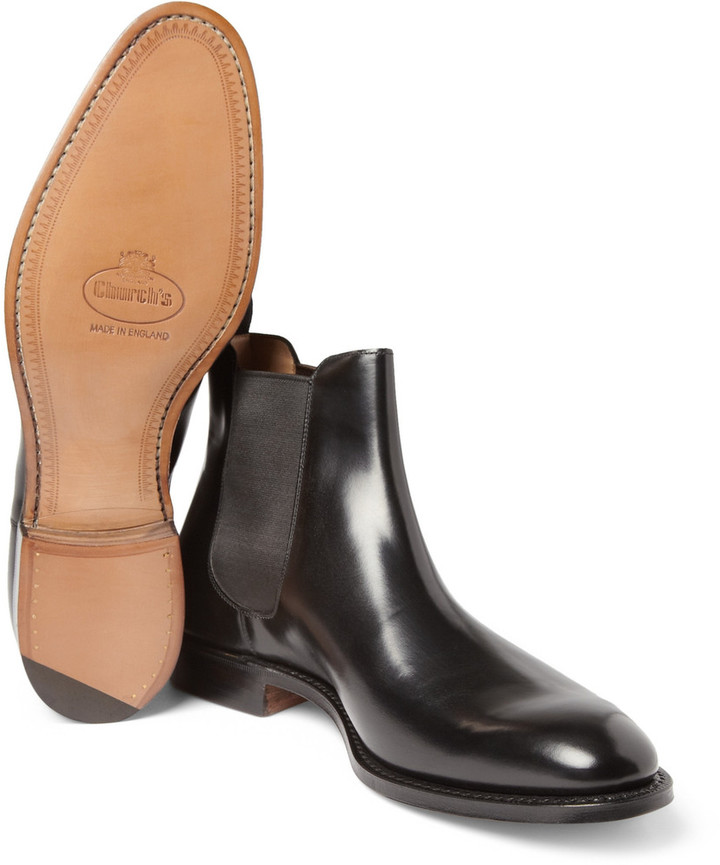 Church's Beijing Leather Chelsea Boots