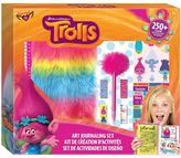 Fashion Angels Dreamworks Trolls Art Journaling Set by