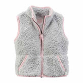 Carter's Crew Neck Cotton Sweater Vest - Preschool
