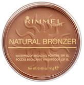Rimmel Natural Bronzer Waterproof Bronzing Powder SPF 15 14g