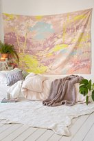 Urban Outfitters Retro Landscape Tapestry