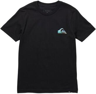 Quiksilver Familiar Fire Graphic T-Shirt