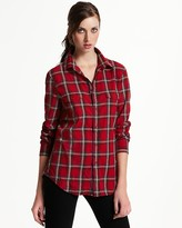 The Shirt by Joe's Sexy Fit Western Button-Down Top