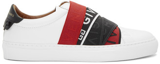 Givenchy Multicolor 4G Webbing Urban Street Sneakers