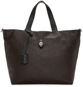 Alexander McQueen Brown Hold-all Tote