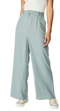 Cotton On Pleat Front Drapey Pants