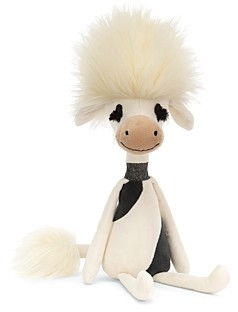 Jellycat Swellegant Bonnie Cow Plush Toy - Ages 0+
