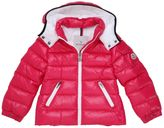Moncler Bady Two Tone Nylon Laquè Down Jacket