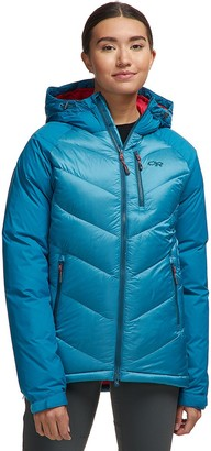Outdoor Research Alpine Hooded Down Jacket - Women's