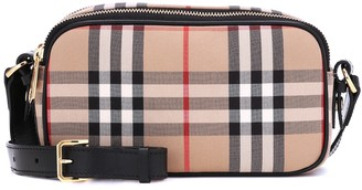 Burberry Camera Micro Vintage Check belt bag